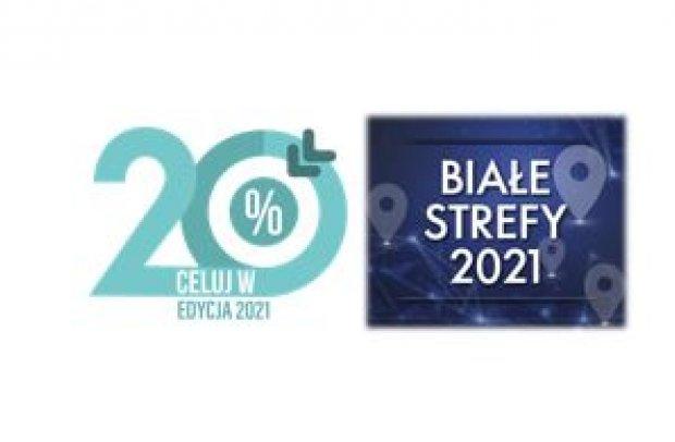 Celuj w 20% i Białe Strefy edycja 2021