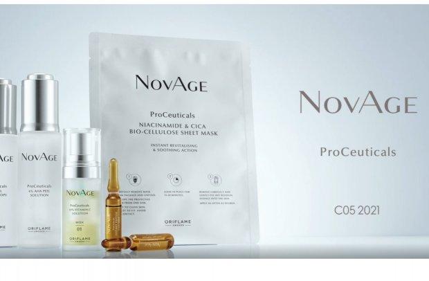 Proceuticals NovAge